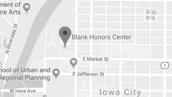Directions to Blank Honors Center