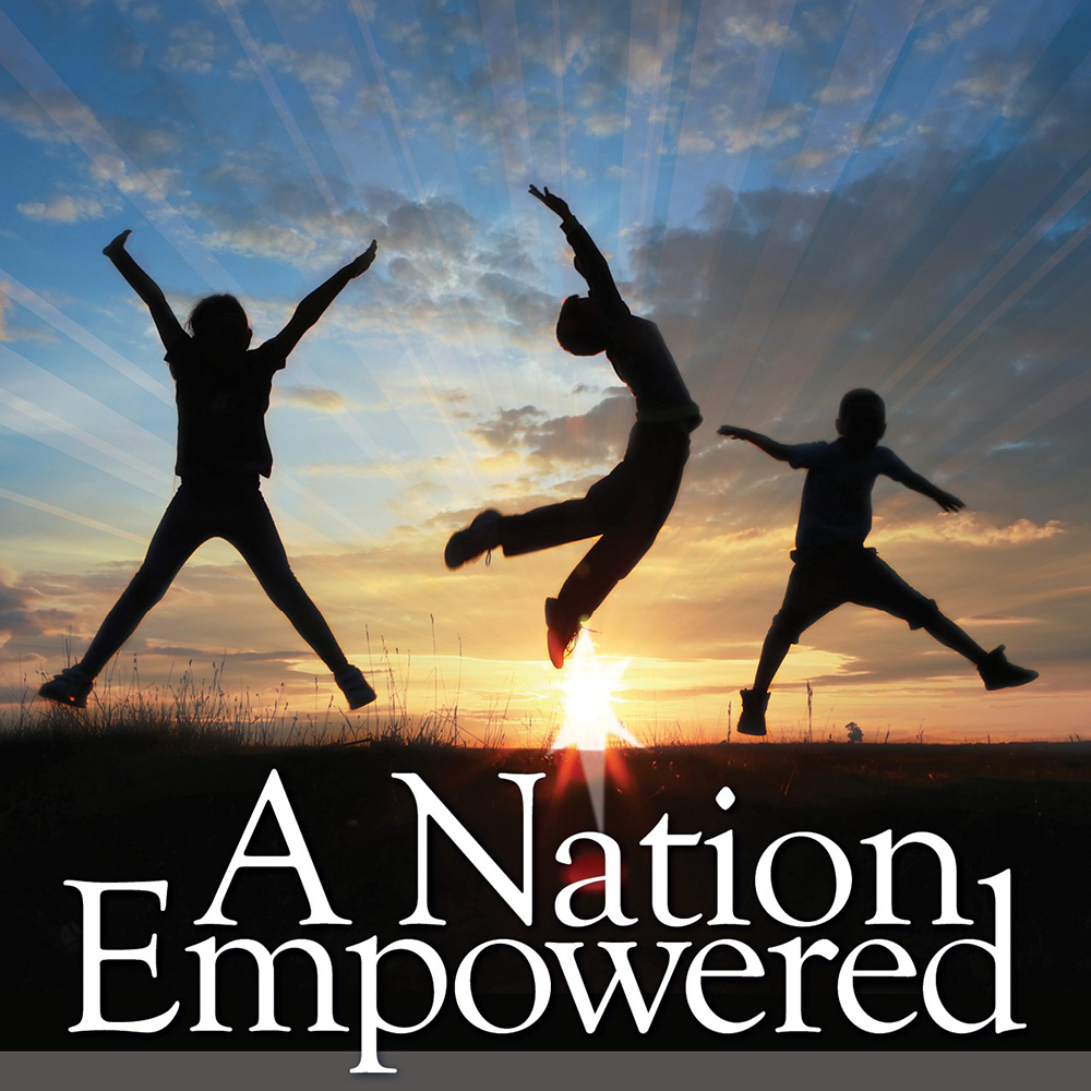 A Nation Deceived Cover